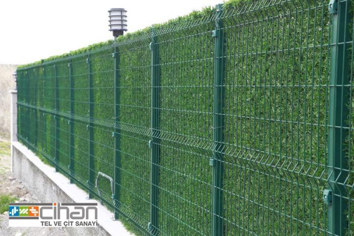 Bahçe duvar çitleri